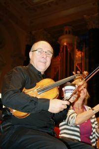Orchestra Leader Stan Kornel