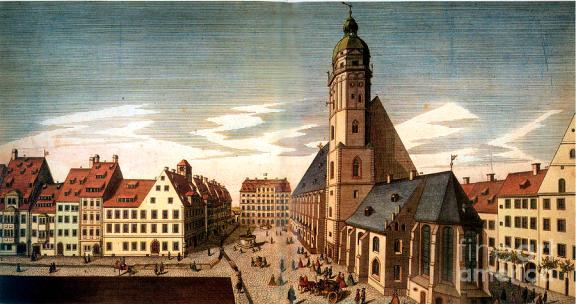 St Thomas Church, Leipzig