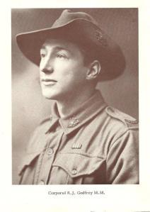 Reginald James Godfrey (image courtesy of the Godfrey family)