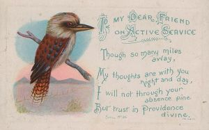 'To my dear friend'. By Broadhurst, William Henry, 1855-1927 [Public domain or Public domain], via Wikimedia Commons. From the collection of the State Library of NSW
