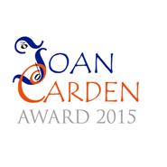 Joan Carden Award 2015